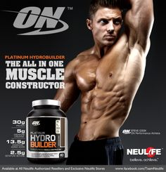 ON Hydro Builder Steve Cook, Product Ads, Amino Acids, All In One, Athlete, Muscle, American, Boys, Fitness