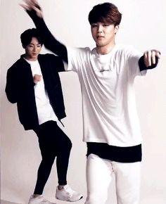 PARK FCKING JIMIN YOU JUST KILLED ME WIHT YOUR DEM SMILE | BTS - Jungkook, Jimin