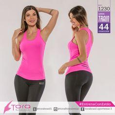 REF:1230  Leggings y blusa, unitalla #EntrenaConEstilo #FitnessFashion #Leggings #ToraBrasil #modadeportiva #gymwear