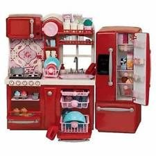 """OUR GENERATION GOURMET KITCHEN SET NEW IN BOX! AMERICAN GIRL, 18"""" DOLL PLAYSET"""