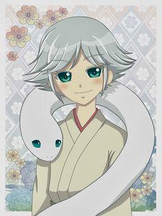 Mizuki is sooo cute as a child.
