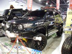 2012 Toyota Fortuner Off Road Setup; Please visit- www.easternmotors.info