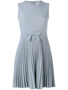 RED VALENTINO Bow Detail Pleated Dress.  redvalentino  cloth  dress Office  Dresses 240caebd1