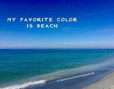 My Favorite Color, My Favorite Things, Beach Bum, How I Feel, My Happy Place, Feelings, Water, Outdoor, Gripe Water