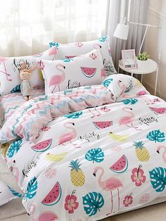 Cheap Kids Bedroom Furniture Sets For Girls Teen Girl Bedding, Girls Bedroom, Bedroom Decor, Bedroom Rustic, Master Bedrooms, Bedroom Sets, Bedroom Furniture, Furniture Sets, Bedclothes