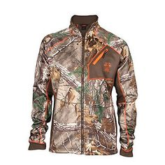 Rocky Men's Athletic Mobility Realtree Xtra Fleece Jacket HW00124 3L APX