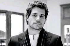 I have a problem. His name is Henry Cavill.