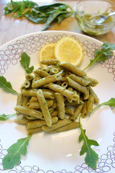 Plant Based Pesto Pasta Recipe