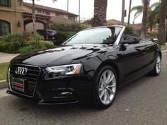 2013 @Audi Cook A5... My next car!