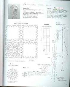 It's simple, free and blazing fast! Crochet Square Patterns, E 10, Crochet Scarves, Bullet Journal, Simple, Mini