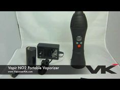 Vapir NO2 Vaporizer Overview Video