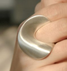 Ring by Tabitha Sowden http://tabithasowden.com/