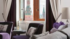 Moscow Luxury Hotel Photos & Videos | Four Seasons Hotel Moscow