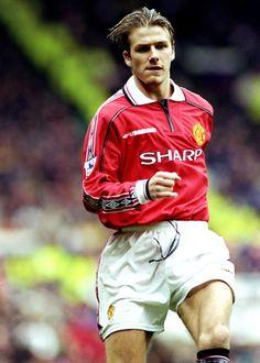 David Beckham  l  MUFC