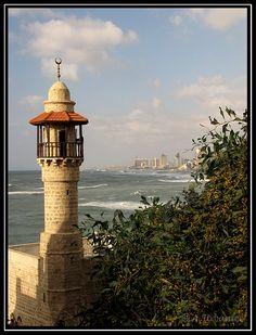 Tel Aviv - old and new - Tel Aviv
