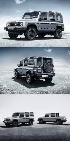 Defender Suv, New Land Rover Defender, Volkswagen Transporter T2, Bentley Car, Jaguar Land Rover, Kabine, Luxury Suv, Custom Trucks, Dream Cars