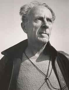 Edward Weston, Carmel, by Ansel Adams