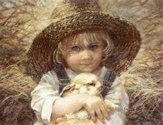 kf Artists For Kids, Art For Kids, Pics Art, Art Pictures, Amor Animal, Vintage Children, Cute Art, Art History, Painting & Drawing