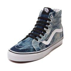 I can't decide on sneakers......... Vans Sk8 Hi Skate Shoe