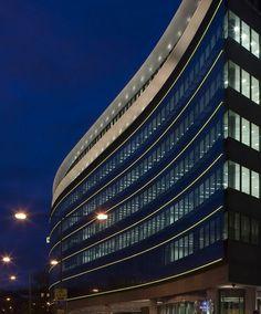 Architectural Lighting Dallmayr facade