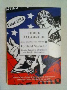 BookWorm & BarFly: Portland Souvenir - Chuck Palahniuk (2003)