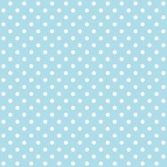 Free digital polka dot scrapbooking paper: baby blue - Pünktchenpapier - freebie   MeinLilaPark – DIY printables and downloads