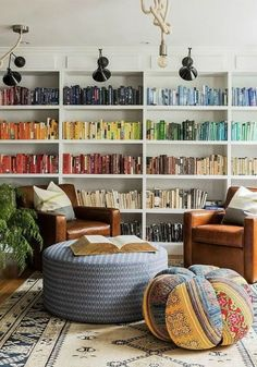 Check out these 25 home decor tips to help any room look larger.