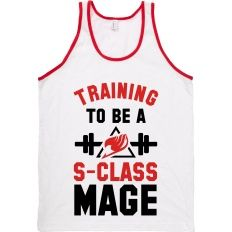 Training to Be a S-Class Mage