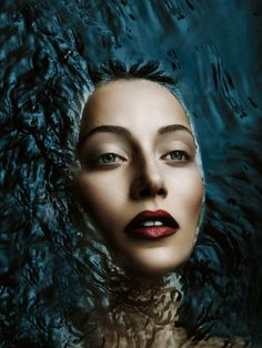 nice Vogue China June 2014 | Alana Zimmer by Ben Hassett [Beauty]