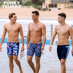 b3bcc75652 NEW Wild Water Collection is here! Funky Trunks · Swimwear