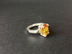 Natural Emerald Rings, Ring Designs, Silver Rings, Gems, Jewelry, Jewlery, Jewels, Rhinestones, Gemstones