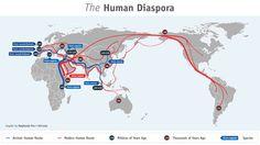 The human diaspora (http://imgur.com/56hdk)