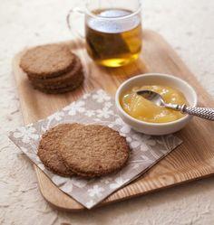 Digestive biscuits – sablés aux flocons d'avoine et son de blé - Ôdélices : Recettes de cuisine faciles et originales !