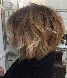 15 Beliebte Kurze Wellige Frisuren Wir Lieben Weibliche Kurzhaarfrisuren -