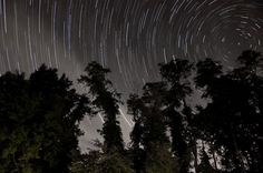 Picture of Star Trails Photography and Night Sky Time Lapse