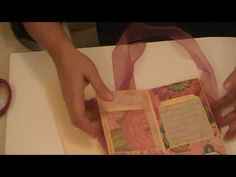 All you need is two file folders to create this wonderful easy mini album. Hope you enjoy it and thanks for watching!!