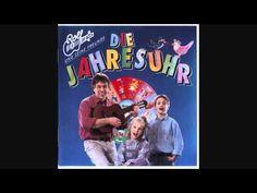 ▶ Rolf Zuckowski - Die Jahresuhr - YouTube Rolf Zuckowski, Kindergarten, Father, Youtube, Movies, Weather Seasons, Nursery Songs, Learning English, Childhood Memories