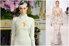 Bridal Style from the Couture Catwalks http://weddingjournalonline.com/bridal-style-from-the-couture-catwalks/