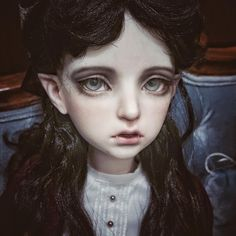 #maskcat #bjd #balljointeddoll She is so special