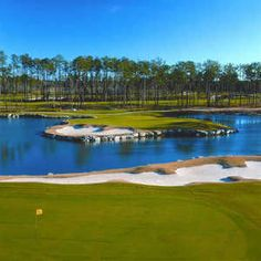 Tiger's Eye Golf Links at Ocean Ridge Plantation