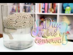 DIY: Cérebro em conserva! The Walking Dead Inspired! - YouTube
