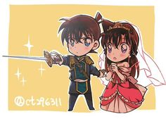 Shinichi x Ran Ran And Shinichi, Kudo Shinichi, Magic Kaito, Sherlock Holmes, Detective Conan Shinichi, Detective Conan Wallpapers, Disney Princess Quotes, Kaito Kid, Case Closed