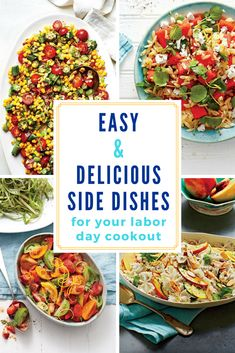Easy Side Dishes That Ll Do All The Work At Your Labor Day Cookout