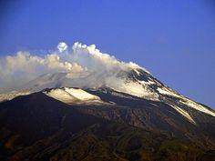 Etna seen from Tremestrieri on 18.05.2017 - photo Boris Behncke