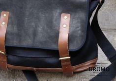 #BROMO #classic #satchel #bag