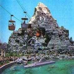 *m. Matterhorn, Skyway, and Submarines
