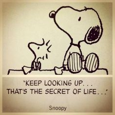 Snoopy Inspirational Quotes. QuotesGram
