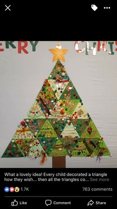 For Christmas Craft 2018 Big project Activity Weihnachten Christmas Decorations For Kids, Christmas Crafts For Kids To Make, Preschool Christmas, Christmas Activities, Christmas Projects, Christmas Themes, Winter Christmas, Kids Christmas, Holiday Crafts
