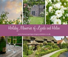Lynda and Helen had a fantastic stay at Spring Cottage.   Here's what they had to say: It's such a beautiful place. Lovely and relaxing, gorgeous views of the countryside from bedroom windows. As recommended by Karen we had a lovely short drive to the picturesque village of Thornton-le-Dale. Thank you so much.  Karen