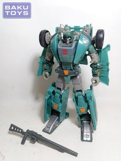 Transformers Generations Sergeant Kup loose